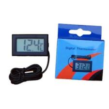 1M Thermometer Temperaturanzeige Temperature Meter Digital LCD Display DE