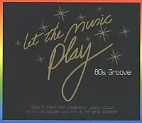 Let The Music Play: 80's Groove, Various Artists, Audio CD, Acceptable, FREE & F