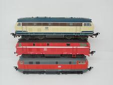 Roco/Piko H0 3 Diesellok BR 215/218 (G13)