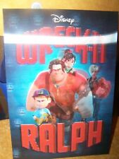 Disney Wreck It Ralph 3d lenticular card