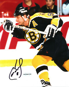 Cam Neely Boston Bruins HOF 2005 Autograph Signed 8 x 10 Photo Auto with UD COA
