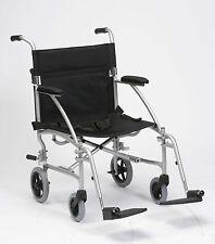 Lightweight Spirit Travel Wheelchair, Transit Wheelchair