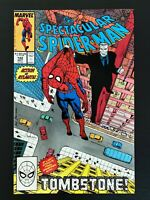 The Spectacular Spider-Man #142 Marvel Comics 1988 VF/NM