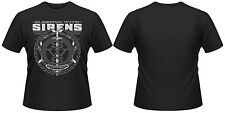 Sleeping With Sirens - Crest (NEW MENS T-SHIRT)