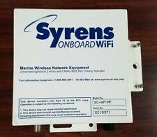 Syrens EC-AP-HP, Marine Wireless Network Equipment (Wifi)