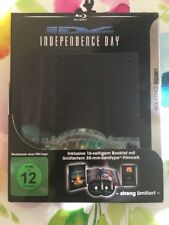 Independence Day - Limited Cinedition Blu-Ray Digibook RAR OOP Senitype