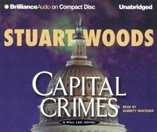Capital Crimes: A Will Lee Novel (Will Lee Series) by Woods, Stuart