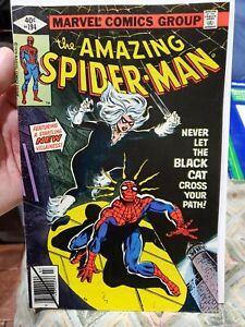 Marvel Amazing Spiderman 194 1st Black Cat Key Issue! VF Range 🔥🔥🔥