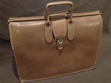 Vintage Sands Leather Doctor's Bag Brief Case