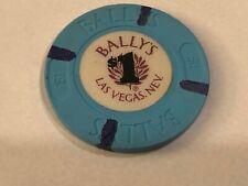 New listing $1.00 Bally's Casino Chip Las Vegas Nevada