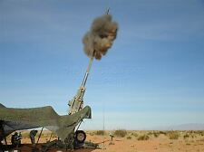 Stampa poster foto militare artiglieria M982 EXCALIBUR M777 Howitzer nofl0985