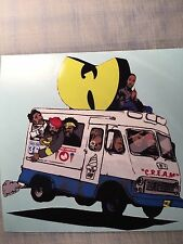 "Wu Tang Ice Cream Truck (RZA, GZA, Method Man, C.R.E.A.M., 36 Chambers) 6"" X 6"""