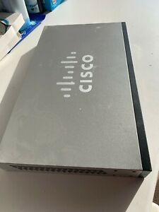 Cisco SG300-28P 28 port Switch.