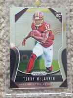 Terry McLaurin 2019 Panini Prizm Rookie Rc Washington
