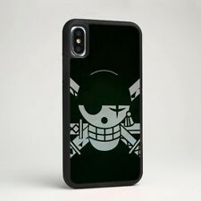 Anime One Piece Roronoa Zoro Silicone Phone Tpu Cover Case for iPhone Samsung