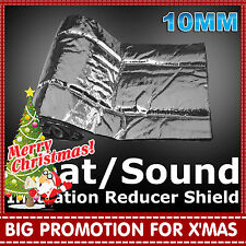 Heat Insulation/Shield Thermal-Sound-Deadener Auto Trunk/Hood/Door 1M x5M 10mmTH