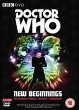 Doctor Who Beginnings Traken Logopolis Castrovalva Region 4 3xdvd
