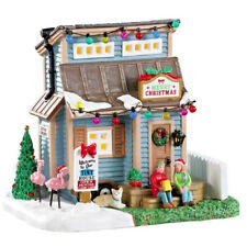 Lemax Christmas Village Our Tiny House #95473 Lighted Building Decoration Decor