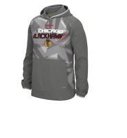 NHL Chicago Blackhawks Winter Classic TNT Hoodie Mens Sizes MSRP $90