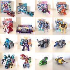DX Kyuranger KyuRenOh RyuTeiOh Cerberus Kojishi Voyagers Power Rangers Megazord