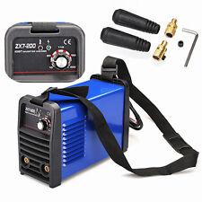 ZX7-200 Welder Inverter ARC Welding Machine Equipment IGBT DC MMA Stick Portable