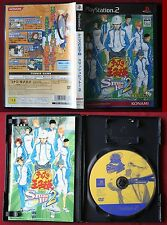 jeu  PS2 , PRINCE OF TENNIS SMASH HIT 2, import Japon, NTSC -J, en très bon état