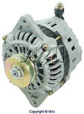 ALTERNATOR(13337)FITS 89-91 MAZDA RX-7 1.3L-R2 WITH TURBO/80 AMP/1-GROOVE PULLEY