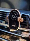 LineFriends BT21 Car Fast Wireless Charging Cradle Cell Phone Battery BTS Music