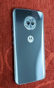 Motorola Moto X4 XT1900 32GB Blue (Factory Unlocked) Smatphone Sterling BLUE
