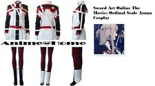 New Top Quality Sword Art Online The Movie: Ordinal Scale Asuna Cosplay