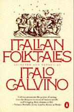 Italian Folk Tales Retold by Italo Calvino Penguin Books Ltd (Paperback, 1982)