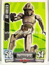 Star Wars Force Attax  Arf Trooper #036 Sammeln & Seltenes