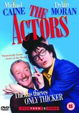 The Actors (DVD, 2004) NEW AND SEALED UK REGION 2 MICHAEL CAINE DYLAN MORAN RARE