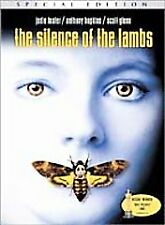 The Silence of the Lambs (DVD, 2001 Special Edition) SHIPS NEXT DAY Jodie Foster