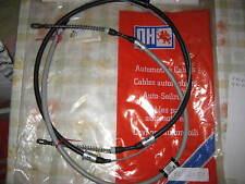 Nouveau câble frein à main arrière-bc2053-FITS: DATSUN 1200 & Sunny-B110 (1970-74)