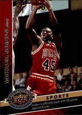 Michael Jordan #755 Upper Deck 20th Anniversary 2009/10 NBA Basketball Card
