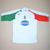 JUVENTUS ITALY 2005/2006 GOALKEEPER FOOTBALL SHIRT JERSEY NIKE SIZE L ADULT