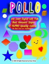 Lets Learn English with Pollo Basic Geometric Shapes for FILIPINO Speaking...