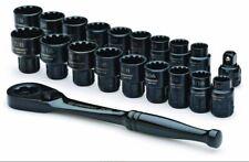 Crescent 20 Pc. Standard shaft mechanical kit 3 / 8- X6 - CX6PT20