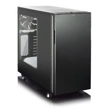 Case nero ATX mini Fractal Design per prodotti informatici