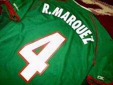 Jersey atletica Mexico Rafael Marquez (XL) 2001 shirt soccer barceona vintage