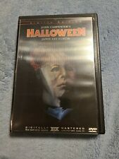 Halloween (Dvd, 1999, Limited Special Edition)