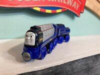 Vinnie - GUC - THOMAS & FRIENDS TRAIN ENGINE WOODEN RAILWAY WOOD DFW79