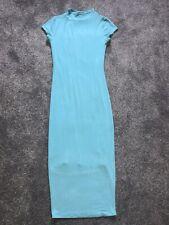 KOURTNEY KARDASHIAN Personally Worn Owned Naked Wardrobe Light Blue Dress LOA