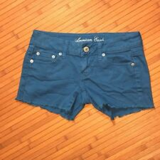 American Eagle Teal Mini Short  sz 0