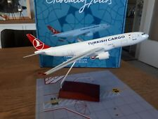 Airbus A330F Freighter Turkish Airlines TC-JDO Cargo1/200 Resin model in Box