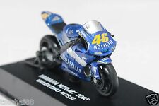 NewRay 1:32 Diecast Yamaha YZR-M1 2005 (Valentino Rossi) Motorcycle Blue Model