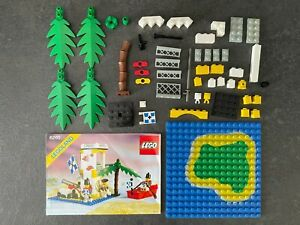 Lego Vintage Classic Pirates - 6265 Sabre Island (1989)