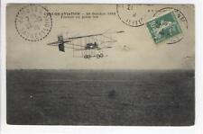 AK Chalon-Aviation 1910, Fischer en plein vol