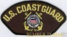 Us Coast Guard Veteran Authentic Patch Vet Sailor Wow